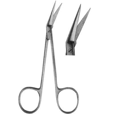 Angular,Saw edge Gum Scissor